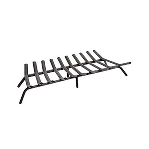 Fireplace Grates Lowes - achla designs 3 4 in steel 36 in 10 bar fireplace grate at