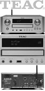 Autoradio Mit Airplay : teac cr h700 cd receiver mit airplay technologie news ~ Jslefanu.com Haus und Dekorationen