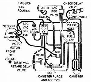 1984 Camaro Egr Valve Diagram