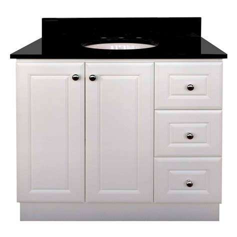 36 white vanity cabinet magick woods 36 inch vanity cabinet in matte white the