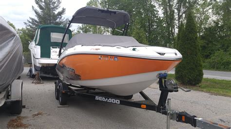 Sea Doo Boat Weight by 2012 Sea Doo 210 Sp Jet Boat Power Boat For Sale Www