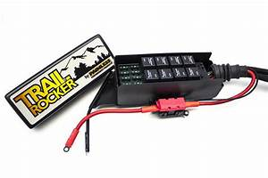 Painless Wiring 57005 Trail Rocker Accessory Control