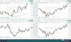 Add Multiple Stock Charts To A Single Page Tradingsim