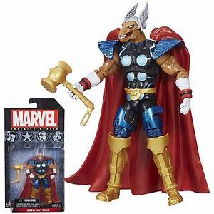Marvel Infinite Series Beta Ray 3 3  4 Inch Action Figure Toys
