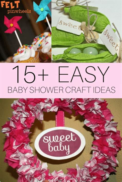 What To Make For Baby Shower 474 Best Images About Baby Shower Ideas Community Board