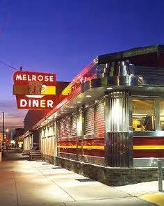 fifties diners