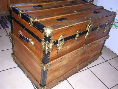 Treasure Chests / Antique Trunks Antique Doors Sydney Accent Chairs With Arms Oriental Rugs Auction Back Bar Designs Door Latch Sets How To Identify Singing Bowls Where Can I Donate Antiques Citrine Gold Ring
