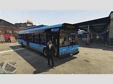 Bus Urbano Madrid GTA5Modscom
