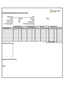 time card template word menu card with price