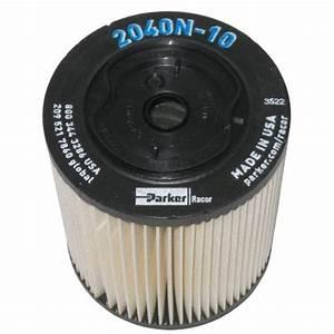Racor 2040n  10 Micron
