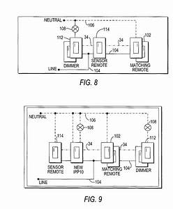 Patent Us8018166 - Lighting Control System And Three Way Occupancy Sensor