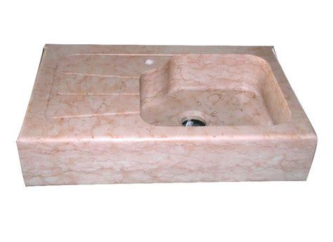 lavelli in granito lavello cucina dotato di gocciolatoio in marmo rosa egeo