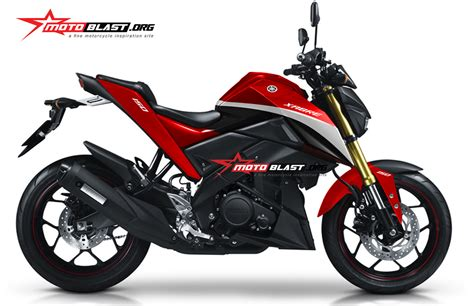 Scorpio Ala Duke by Modifikasi Striping Yamaha Xabre 150 Ala Multistrada