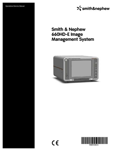 660 HD-E Operations and Service Manual Rev A March 2016