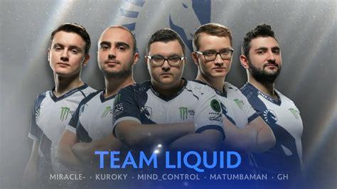 team liquid player intro  international  champion