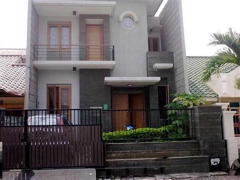 rumah minimalis  rumah minimalis tampak depan kaca