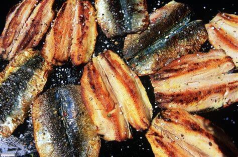 filets de sardines au gros sel plancha la cuisine du soleil
