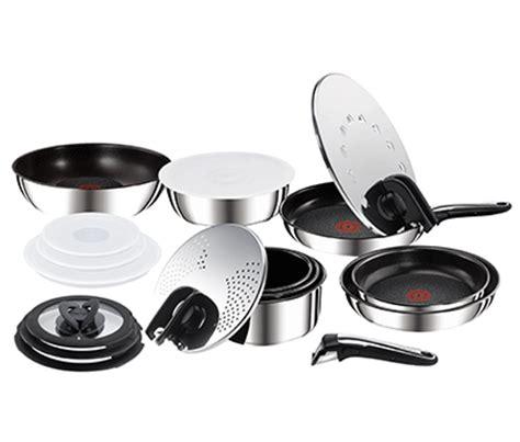 batterie de cuisine tefal pas cher beaufiful batterie de cuisine tefal induction images
