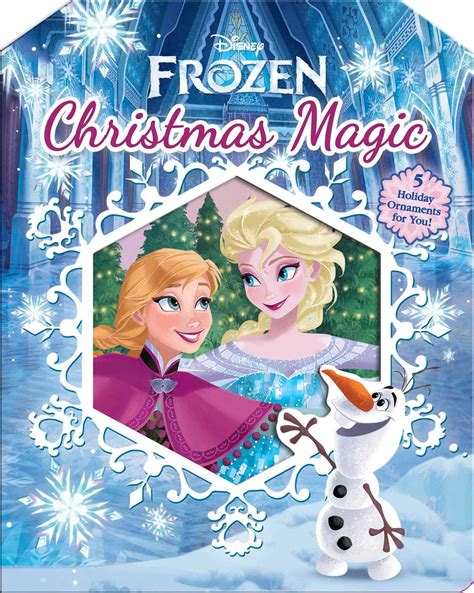 Disney Frozen Christmas Magic Book By Lori C Froeb