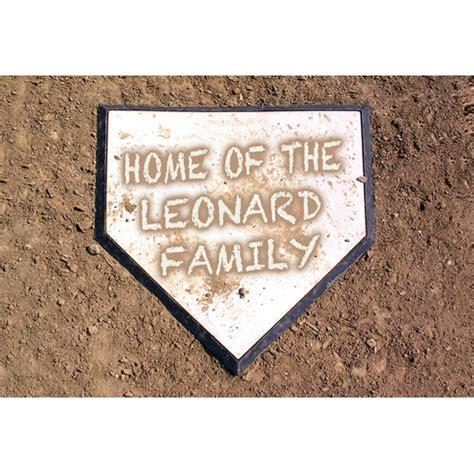 Home Plate Doormat by Personalized Home Plate Baseball Door Mat Custom Doormat