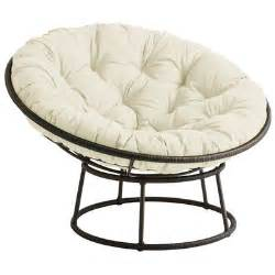 outdoor mocha papasan chair bowl pier 1 imports