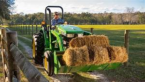 Compact  Ag  4wd Tractors