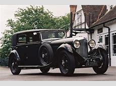 1930→1932 Bentley 8 Litre Bentley SuperCarsnet