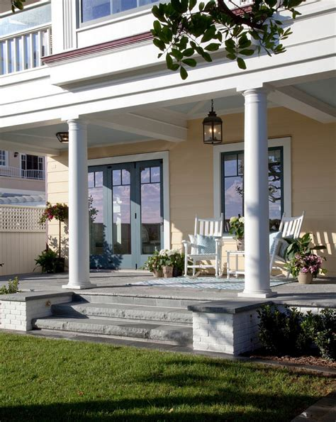 Porch Paint Colors Benjamin by Extensive House Renovation Home Bunch Interior