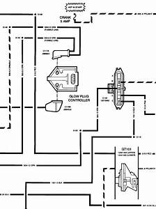 Wiring Diagram Database  65 Glow Plug Controller Wiring
