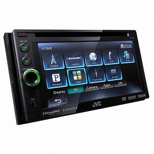 Jvc Kwav61  Cd  Usb 6 1 U201d Touch Screen At