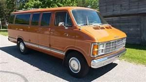 1980 Dodge Ram Van Sportsman Royale Extended V8 Camper