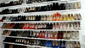 ALL MY SHOES MON RANGEMENT CHAUSSURES YouTube