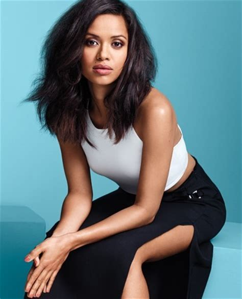 """""""Beyond The Lights"""" Actress Gugu Mbatha Raw Pictures"""