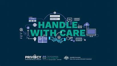 Privacy Awareness Workplace Desktop Protection Oaic Compliance