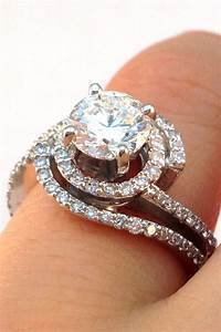 Halo Ring Wrap Wedding Band For Halo Ring