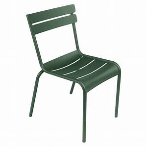 Luxembourg garden chair fermob shop for Mobilier de jardin fermob 5 chaise luxembourg chaise de jardin metal