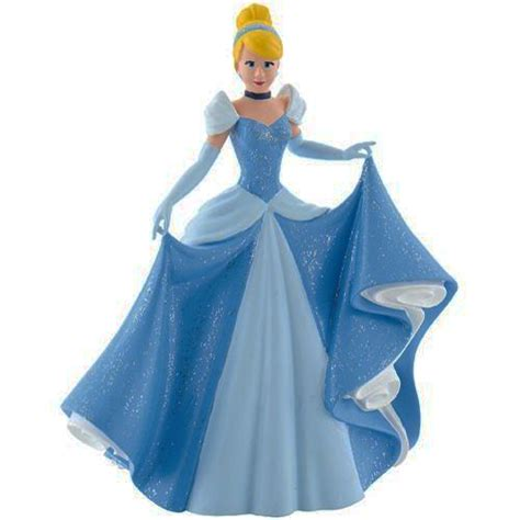 Figurine Disney Princesses  Cendrillon En Robe De Bal