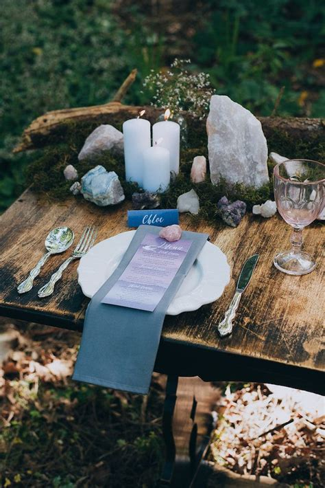 Eclectic Earth How To Style A Geode + Crystal Wedding. Unique Trilogy Engagement Rings. Mens Outdoor Wedding Rings. Rose Cut Wedding Rings. Maple Rings. Stylish Wedding Wedding Rings. Iridium Wedding Rings. Golden Cross Wedding Rings. Unique Alternative Engagement Wedding Rings