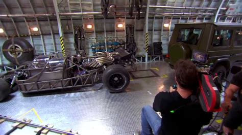 Fast And Furious 6 Behind The Scenes Car Crashes