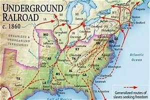 What was the Underground Railroad? : Harriet Tubman