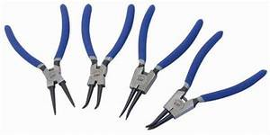 Jet 4pc Snap Ring Plier Set [730353 ] KMS Tools & Equipment