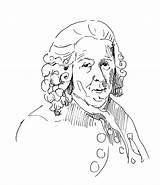 Coloring Mimid Designlooter 1707 1778 Carl Linnaeus Linne Von sketch template
