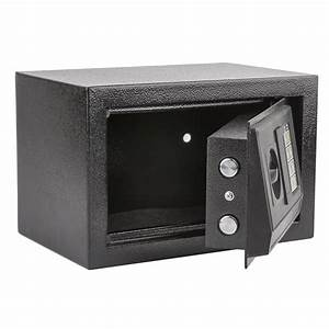Fire Safe Box With Keypad  0 42cu Ft Digital Electronic
