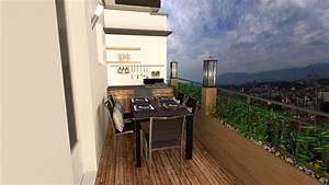 Aménagement Terrasse Appartement : decoration appartement villa relooking interieur plus haut design ~ Melissatoandfro.com Idées de Décoration