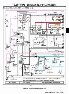 Images About John Deere X485 Parts Diagram
