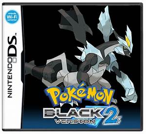 pokemon black and white 2 nintendo ds3ds