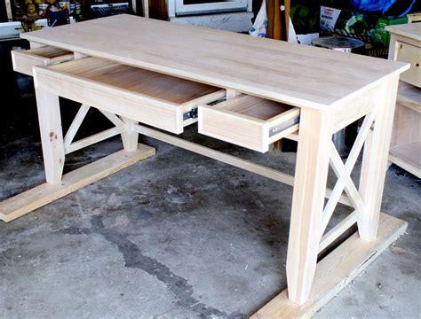 diy writing desk diy furniture plans woodworking desk