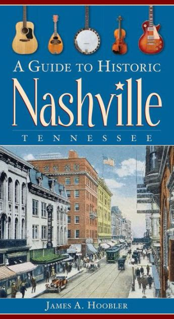 barnes and noble nashville a guide to historic nashville tennessee by a