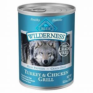 Blue Buffalo Blue Wilderness Turkey & Chicken Grill Wet ...