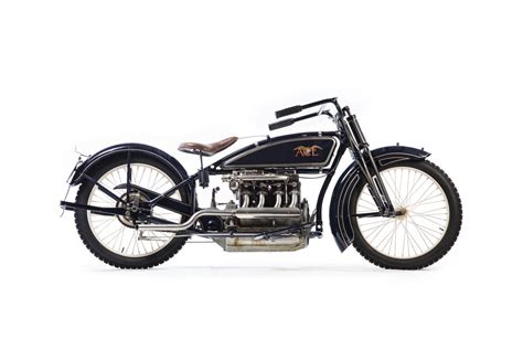 Ace Four Motorcycle